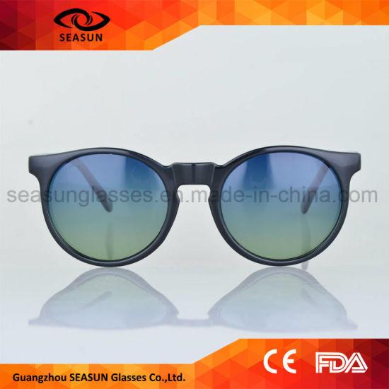 26a136f85e2 Custom Branded Mirrored Women Men Polarized Trendy Lifestyle Sunglasses