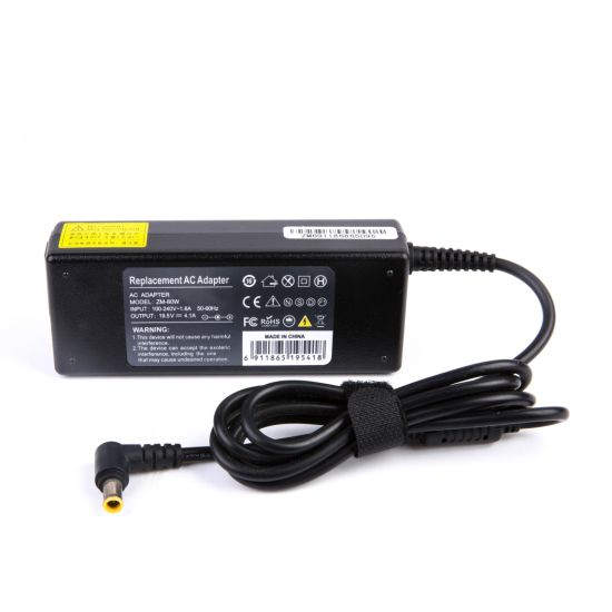 80W 19.5V 4.1A Battery Charger for Sony