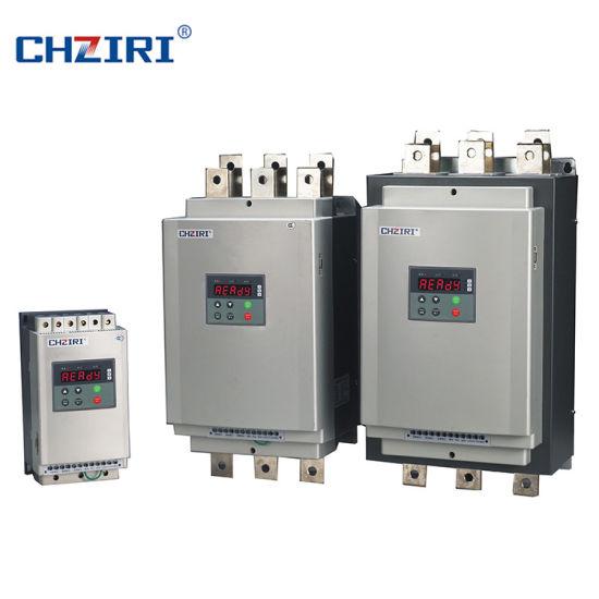 China Chziri AC Motor Starter 15kw Zjr2-3150 - China Soft Starter ...
