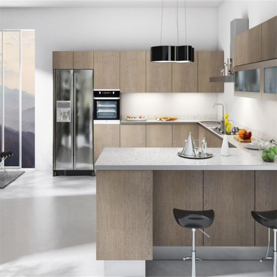 China Modern High Gloss Kitchen Furniture And Kitchen