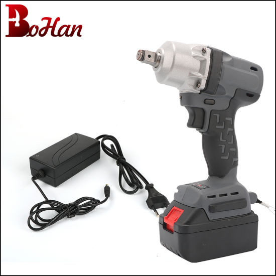 China Ce RoHS Certification Cordless Impact Wrench 18V - China ...