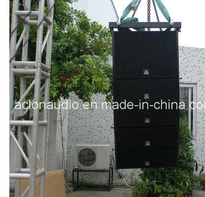 Dual 8 Inch Professional Neodymium Line Array
