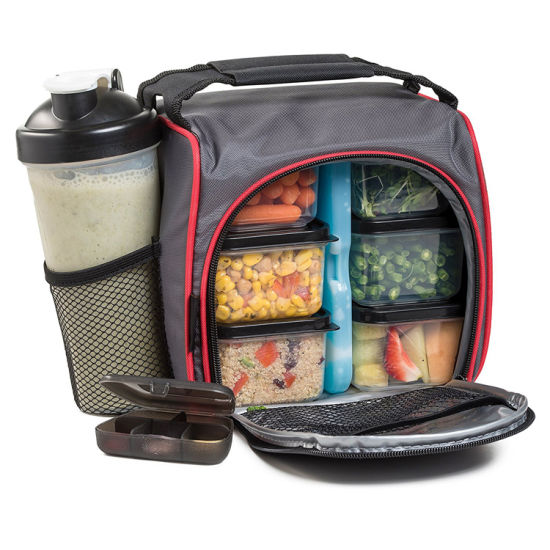 China Meal Fitness Cooler Insulated Lunch Bag With High Quality