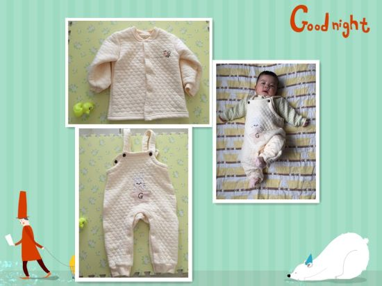 01afbb90d China 100% Cotton Long Sleeve Jump Baby Romper for Infant - China ...