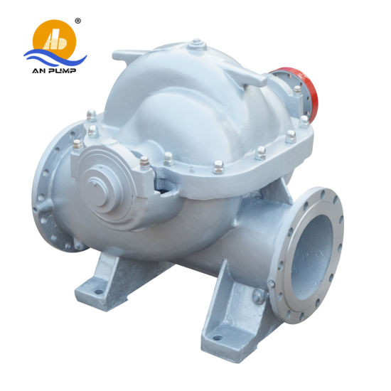 QS Series Horizontal Double Suction Split Case Water Pump pictures & photos