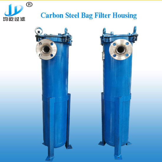 Epoxy Painted Carbon Steel Filter Housing for Mechanical Filtration