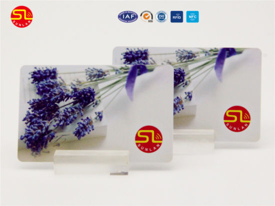 High Quality ISO Standard RFID Card/Smart Card/Contactless Smart Card with Various Contactless Card Chips pictures & photos