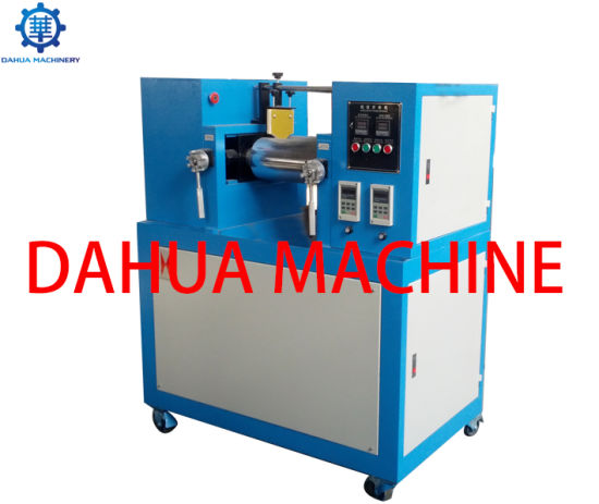 """6"""" Lab Rubber Mixing Mill, Rubber Testing Machine"""