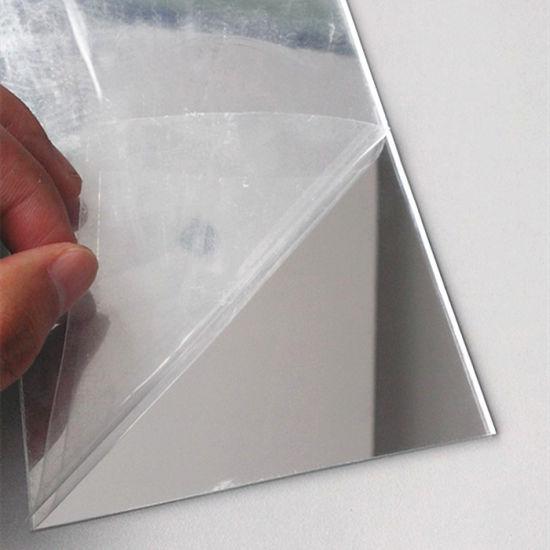 China Silver And Gold Acrylic Mirror Sheet China Acrylic Mirror Sheet Clear Acrylic Mirror