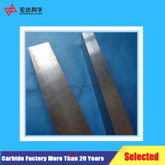 Tungsten Carbide Plates for Cutter Knives pictures & photos