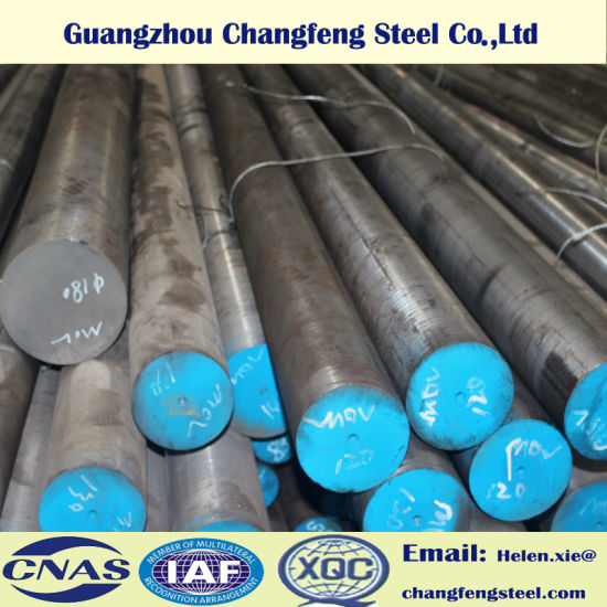 SAE1050/S50C/1.1210 Carbon Steel Round Bar For Plastic Mould pictures & photos
