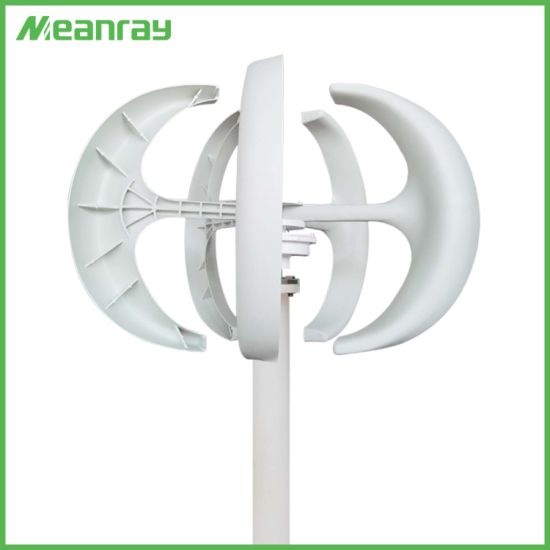 1MW Wind Turbine Generator Wind Generator 100W pictures & photos