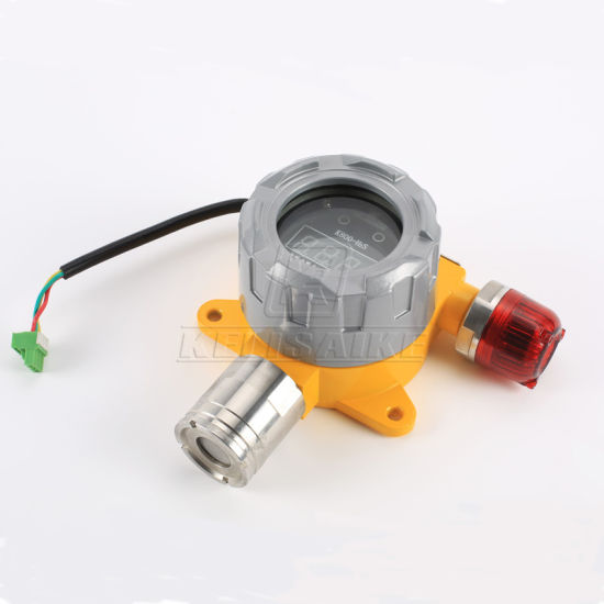 LED Display High Sensitivity Fixed LPG Gas Leak Detector pictures & photos