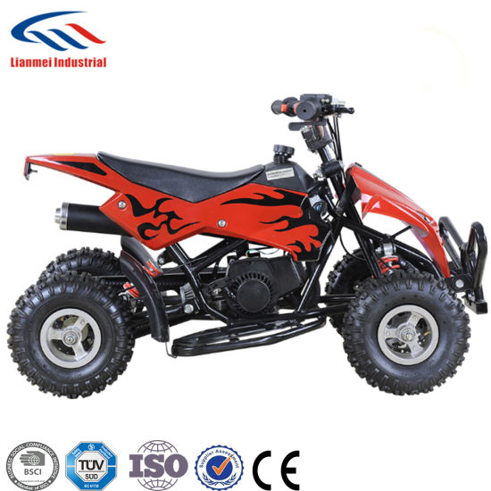 Mini ATV 4 Wheels 49cc ATV EPA 049hm with EPA/Ce pictures & photos