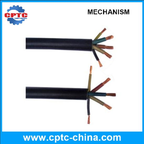 China Tower Crane Spare Parts Electric Cable - China Tower Crane ...