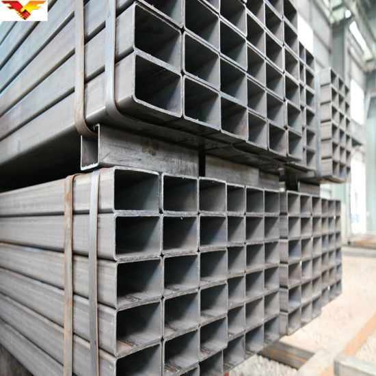 Rectangular/Square Tube/Steel Pipe/Hollow Section Galvanized Tube pictures & photos