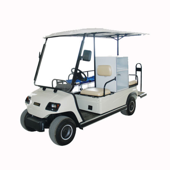 Mini 2 Seater Electric Ambulance Utility Car pictures & photos