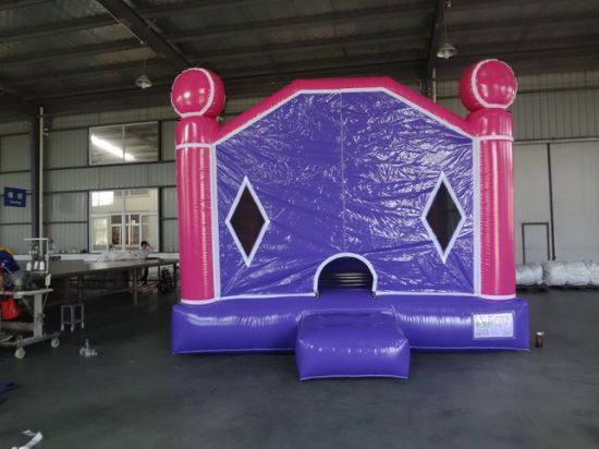 Newly Designed Inflatable Castle Outdoor Playground pictures & photos