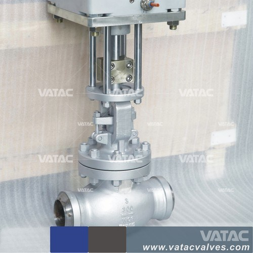 Vatac Cast Globe Valve with Bw Connection pictures & photos