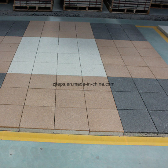 Repeated Use/Skid Resistance Ceramic/Concrete Brick/Paving with Various Color pictures & photos