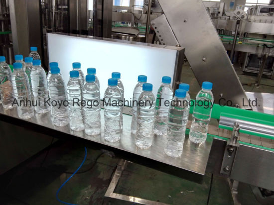 Complete Set Bottled Pure Water Production Line pictures & photos