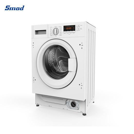 8 Kg Washing Capacity 220-240V Built-in Type Domestic Washing Machine