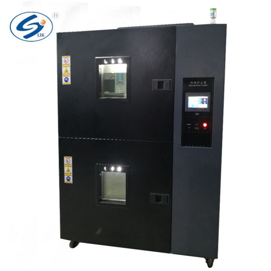 ISO Climate High Low Temperature Thermal Shock Impact Testing Instrument