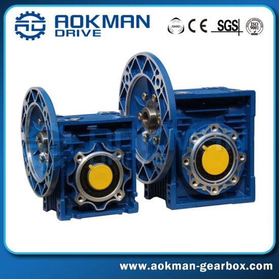 China Reducer High Efficiency Worm Gear Box