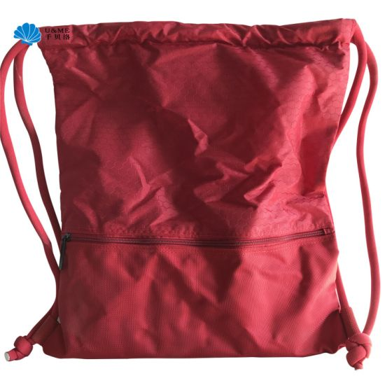 727e26682d62 China Hot Sale Nylon Basketball Football Drawstring Bags