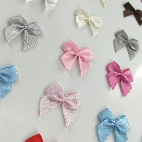 China Hot Sale Bra Decoration Material China Bow Ribbon Bow