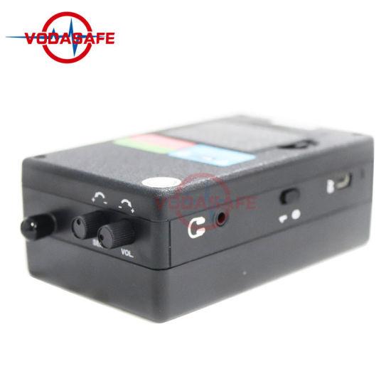 Audio Receiver Spy Camera Detector Efficient Identify Hidden Camera Wireless Bug
