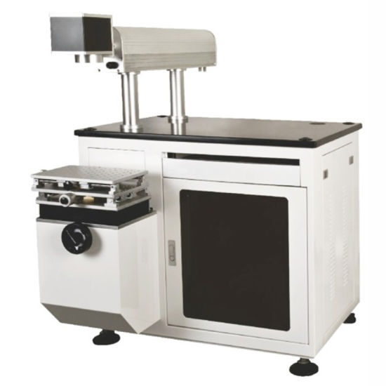 High Precision Semiconductor Laser Marking Cabinet with Good Quality