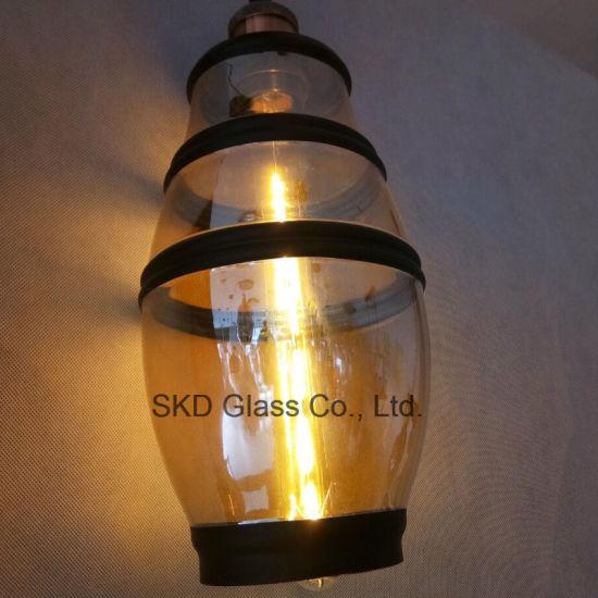 Hand Blown Glass Lamp Shade China Glass Lamp Shade