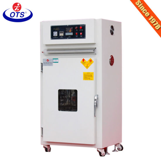 72L Laboratory Hot Air Drying Equipment Precision Oven