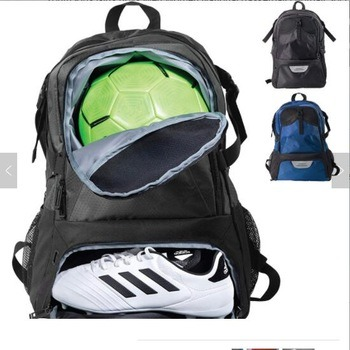 Outdoor Waterproof Bags Basketball Football Soccer Backpack Bag Team Sport Backpack