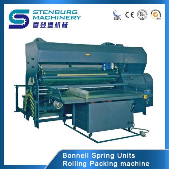 Inner Spring Units Roll Packing Machine (LR-PSL-20P)