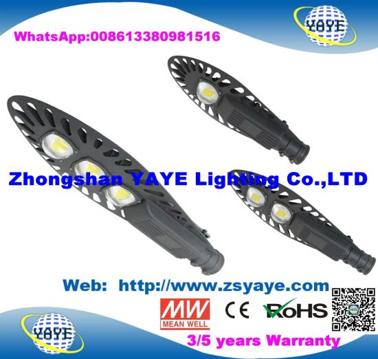 Yaye 18 Hot Sell Factory Price Ce/RoHS/UL USD46.5/PC for 150W LED Street Lights & LED Road Lamp with 2/3/5 Years Warranty