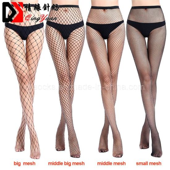 Hot Sale Sexy Stocking Cheap Ladies Fishnet Pantyhose pictures & photos