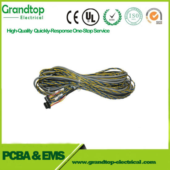Automotive Wiring Harness Manufacturer With Ul: Automotive Wiring Harness Maker At Jornalmilenio.com