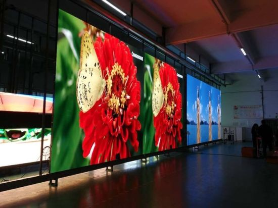 P4 Indoor LED Screen for Stage Performance Video Display