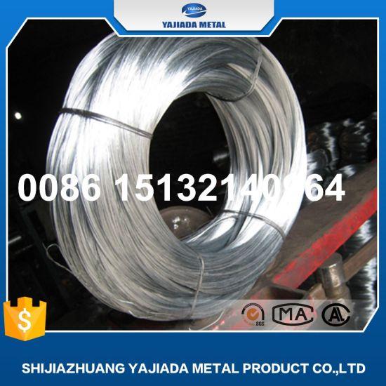 Galvanized Binding Wire Bwg20 to Oman