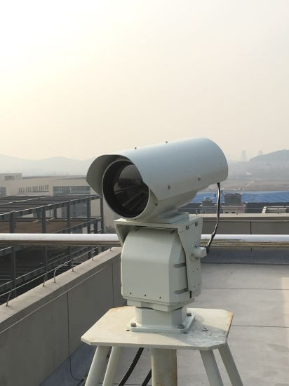 PTZ Airport Security Industrial IP66 Thermal Camera