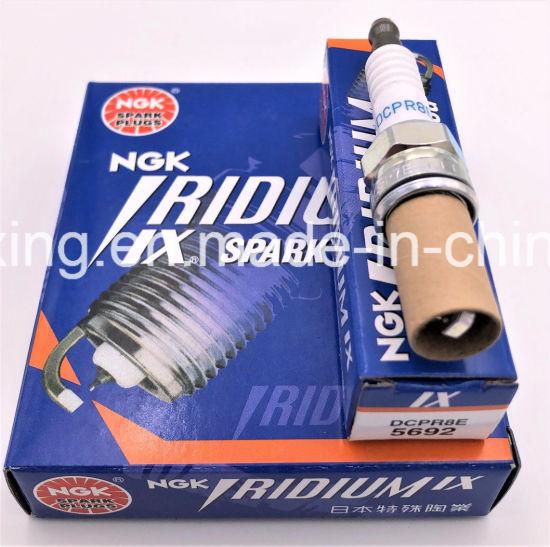 Ngk Dcpr8e-N / Dcpr8en / 5692 Standard Spark Plug Replaces Yr7de OE186  Xu24epr-U