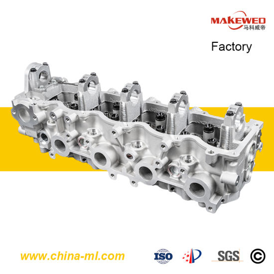 Factory Wl Wlt 2.5td D Cylinder Head for Ford 908745 908744 Y3-10-0K0 40443225 4903053 Wl3110100h Wl1110100e Wl61-10-100d