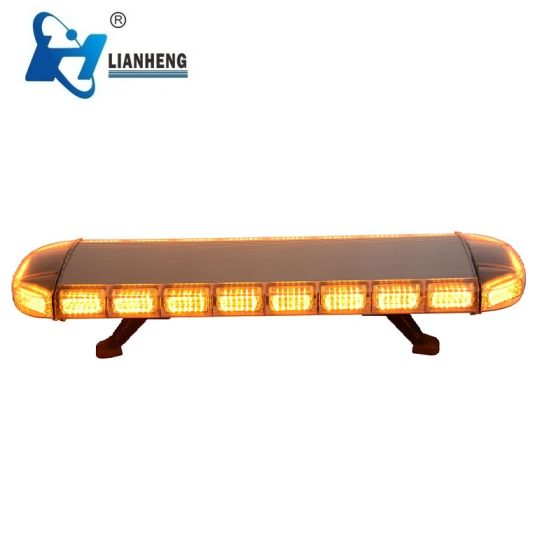 High Bright PC Body Oval LED Warning Light Bar (TBD8900A) pictures & photos