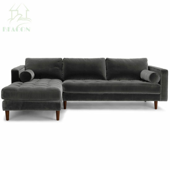 Modern Home Living Room Furniture Italian Leather Office Florence Knoll Sofa
