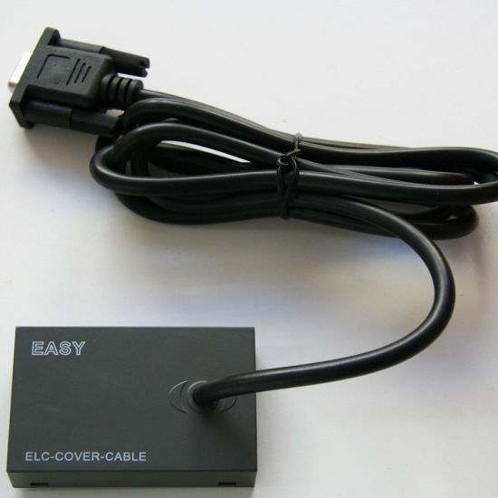 Factory Price for Programmable Logic Controller PLC Cable for Intelligent Control (Programmable Relay ELC-COVER-CABLE)