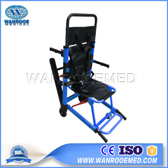 emergency stair chair.  Stair Ea6f Aluminum Alloy Emergency Foldaway Evacuation Stair Chair To R