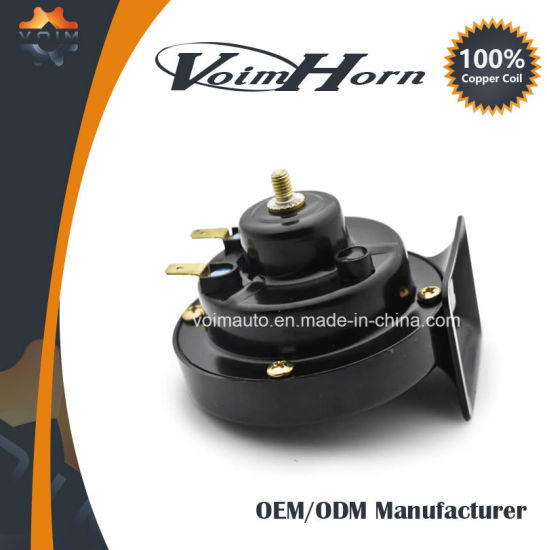 Hot Design Auto Horn Guangzhou Supply Reasonable Price Auto Horn Speakers