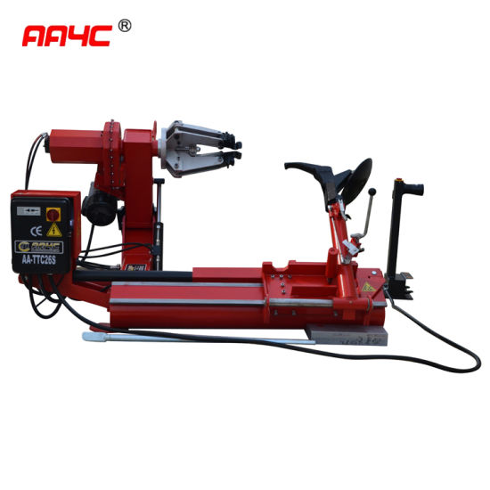 AA4c Truck Tire Changer Automatic Control